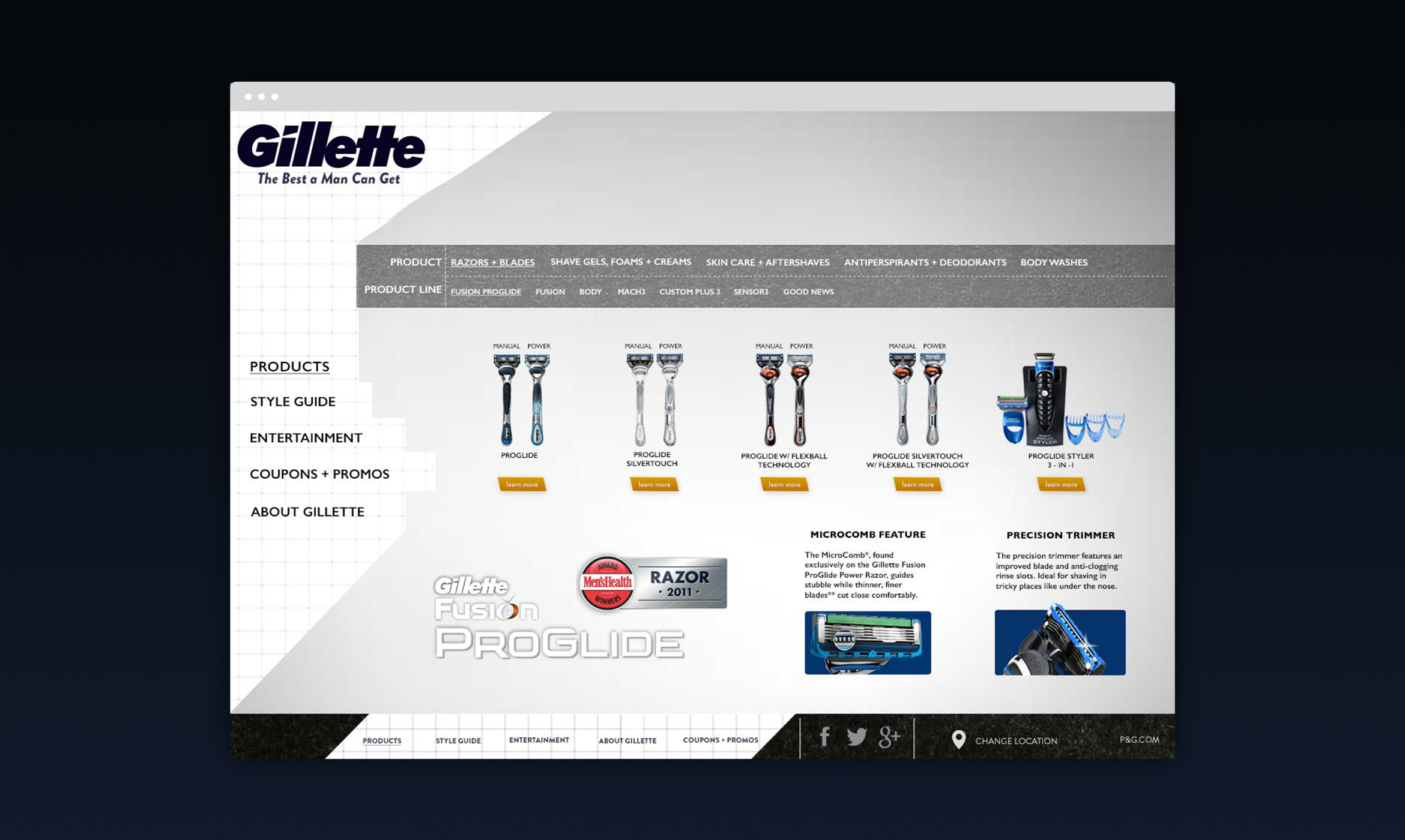 Gillette_12col_Products_01